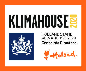 KlimaHouse – Holland 22-25/01/2020