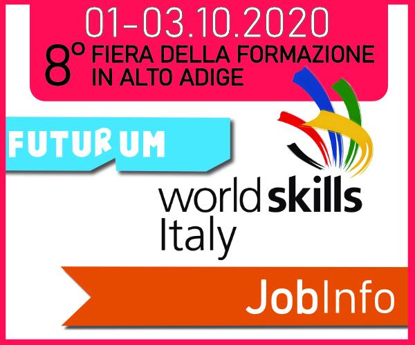 Worldskills Italy – Futurum 01-03/10/2020