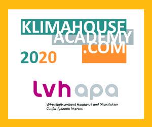 KlimaHouse Academy 22-25/01/2019